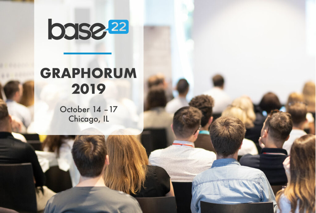 Base22 at Graphorum 2019